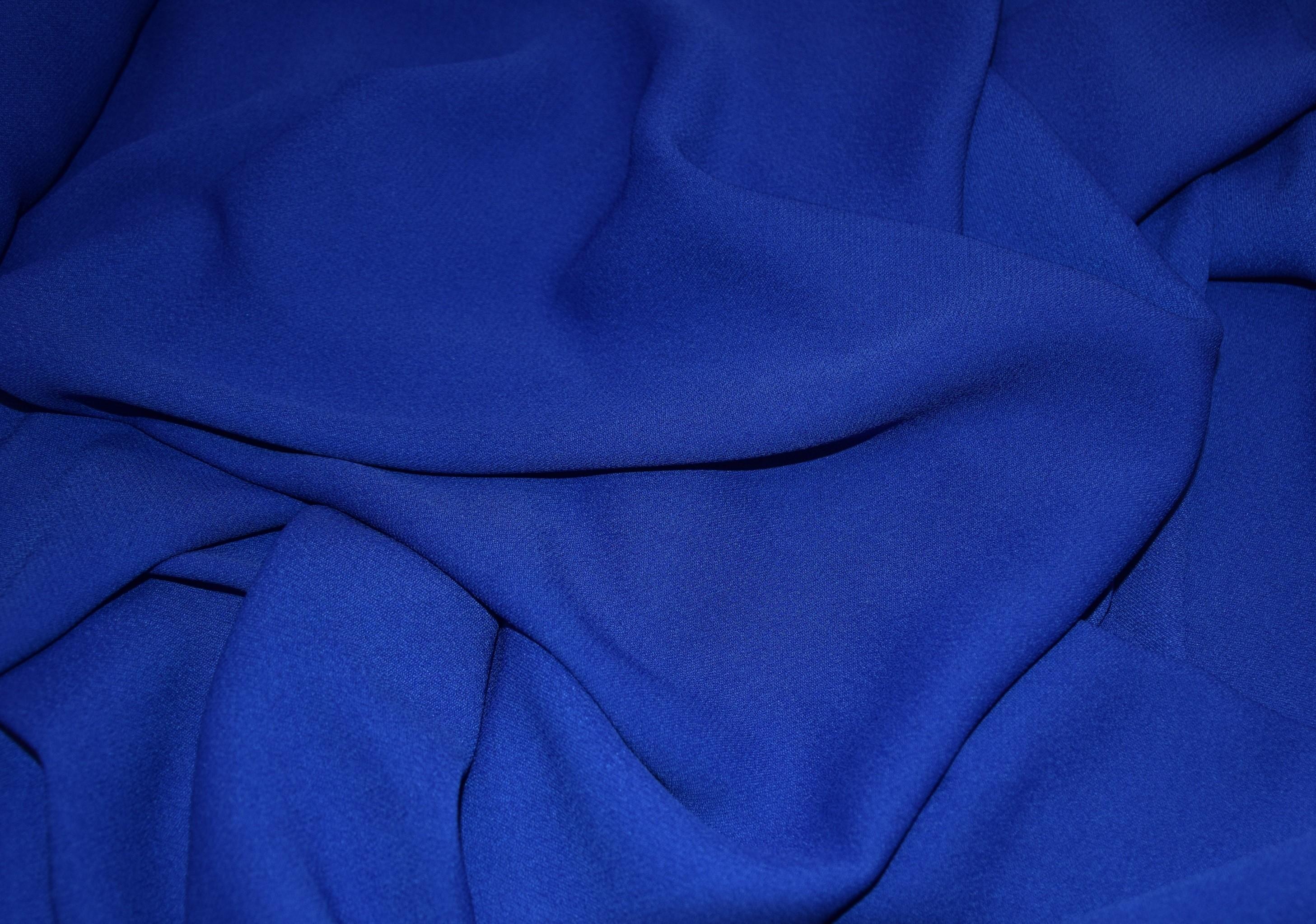 Crepe Color 2019 Tessuto In Poliestere Con Lavorazione A Crepe In T